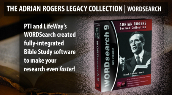 Adrian Rogers Legacy Collection